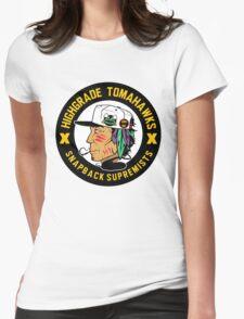 Highgrade Tomahawks Womens Fitted T-Shirt