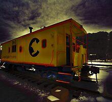 wagon by Alexandr Grichenko