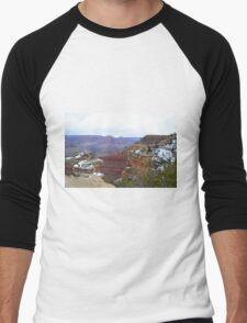 Grand Canyon 9 Men's Baseball ¾ T-Shirt