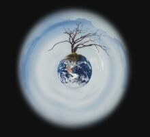 One Tree Earth by Gravityx9