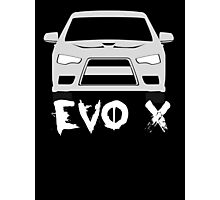 Evolution X GSR Photographic Print