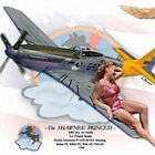 Shawnee Princess - P-51 Mustang by A. Hermann