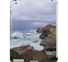 Raging Waves iPad Case/Skin