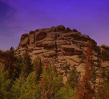 Purple Mountain Majesty by DeniseJ