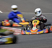 Lets Go ..... Go Kart by fotosports