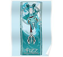 Fizz, the Tidal Trickster Poster