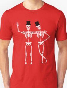 Classy Skeletons T-Shirt
