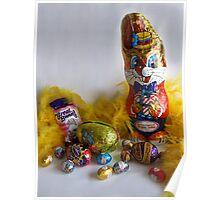 Let's Celebrate Easter Poster