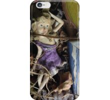 Discarded doll iPhone Case/Skin
