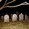 Spooky and Eerie Cemetery Photographs