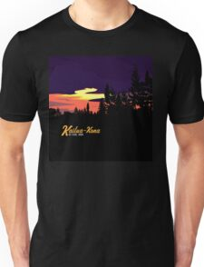 Kailua Kona Hawaii Sunset Unisex T-Shirt