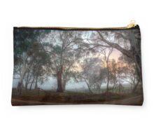 Misty Sunrise, Monkhouse Road, Woodside Studio Pouch