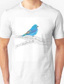 Bluebirds Fly T-Shirt