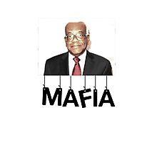 Mafia - Trevor McDonald Photographic Print
