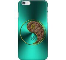 Gemini & Dog Yang Earth iPhone Case/Skin