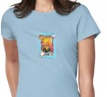 Bon Voyage Womens Fitted T-Shirt