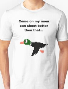 Duck hunt-2 T-Shirt