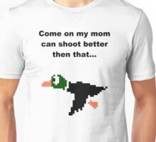 Duck hunt-2 Unisex T-Shirt