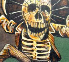 """""""Cinco de Mayo"""" Mural - Aguascalientes, Mexico Sticker"""