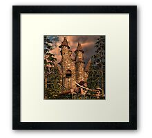 The Exterminator Framed Print