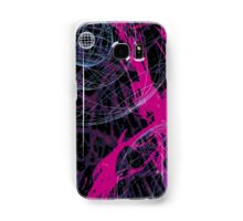 brush splash spheres Samsung Galaxy Case/Skin