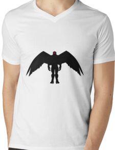 THE MOTH MAN Mens V-Neck T-Shirt