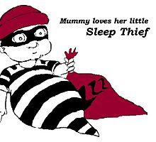 Mummy's little sleep thief #2 by CourtneyAnne82