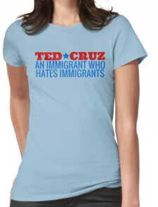 Ted Cruz - All proceeds go to charity! Womens Fitted T-Shirt