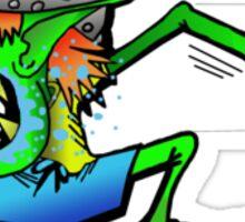 Skate goblin ripper Sticker