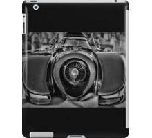 Bat mobile  iPad Case/Skin