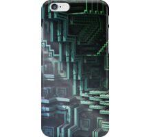 Escher Rays iPhone Case/Skin