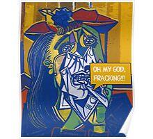 OH MY GOD, FRACKING(C2015) Poster