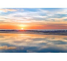 Sunset Hues Photographic Print