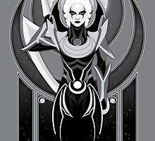 Diana, Scorn of the Moon by WinterWolfMedia