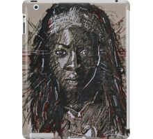 The Walking Dead Michonne iPad Case/Skin