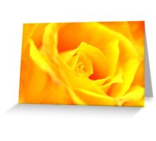 Yellow Rose for Mum Greeting Card