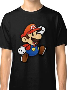 Custom Paper Mario Shirt Classic T-Shirt