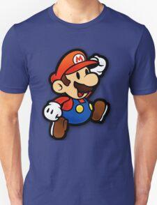Custom Paper Mario Shirt Unisex T-Shirt