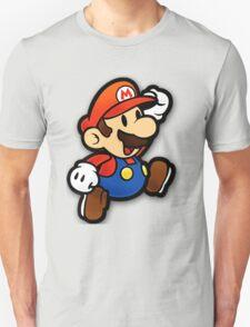 Custom Paper Mario Shirt T-Shirt