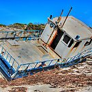 High and Dry, Innes National Park,S.A by patapping