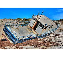 High and Dry, Innes National Park,S.A Photographic Print