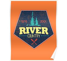 River Country. It used to exist. Poster