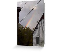 God's Promise II Greeting Card