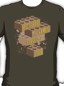 Old School Games - Classic T-Shirt