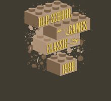 Old School Games - Classic Unisex T-Shirt