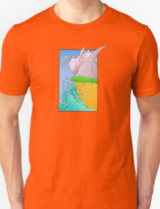 stone sea Unisex T-Shirt