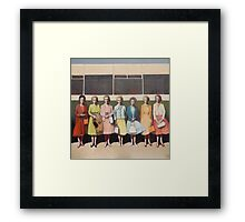 Day Trip Framed Print