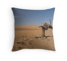 The Marib Desert - Yemen Throw Pillow
