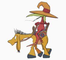 Dude on Donkey Kids Clothes