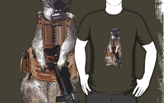 Meerkat Liberation Army by Malkman